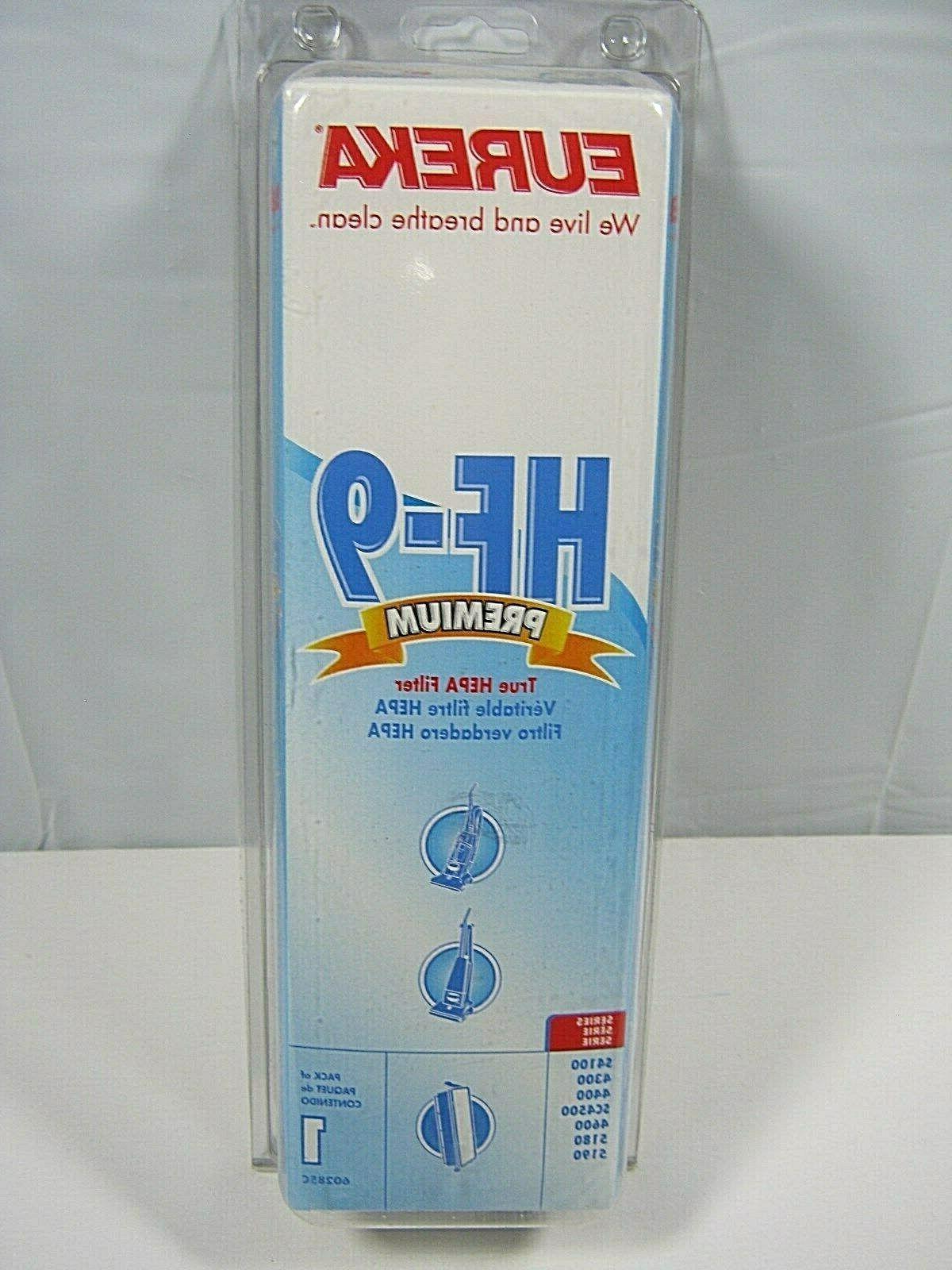 Eureka HF-9 Premium sweeper HEPA Filter cleaner