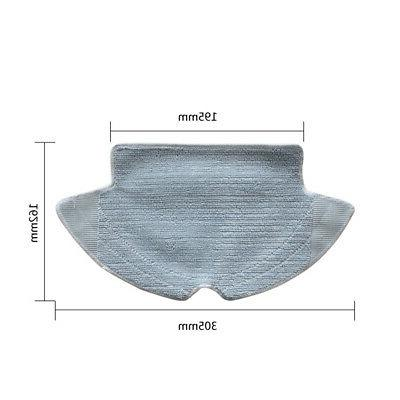 Replacement Home Cleaning Mop Cloth Soft Kitchen 360 Sweeper