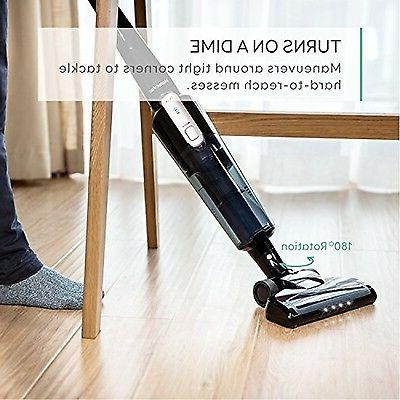 Eufy HomeVac Upright-Style Cleaner 2200