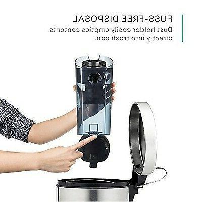 Eufy HomeVac Lightweight Upright-Style Vacuum 2200 mAh