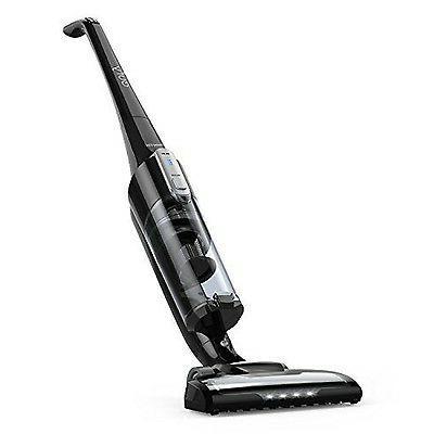 - HomeVac Lightweight Cordless Upright-Style Vacuum Cleaner,