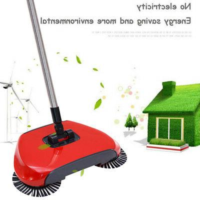 Household Push Sweeping Broom 360 Dust Sweeper Mop