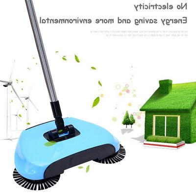 Broom 360 Rotary Floor Dust