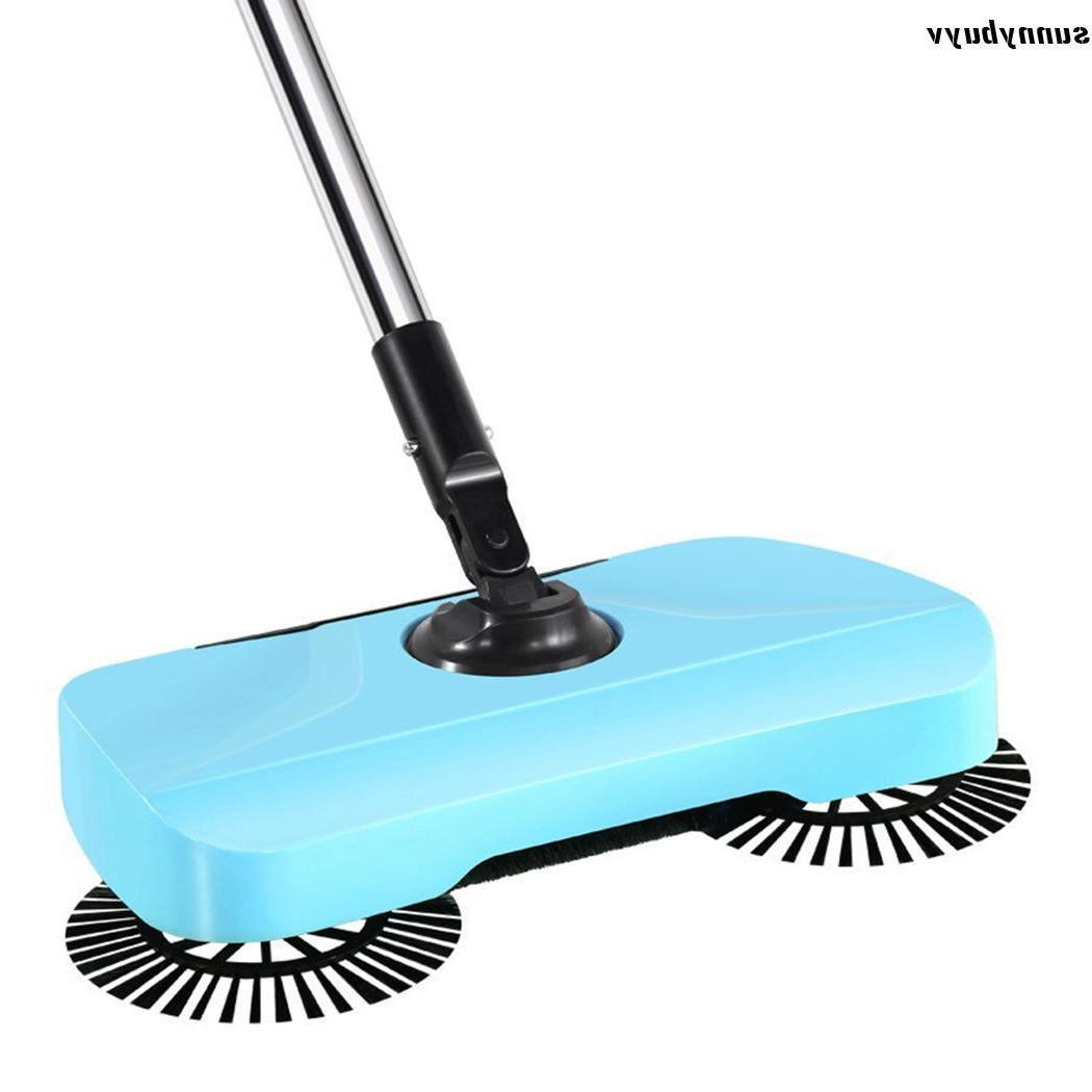 Household Push Broom Dust