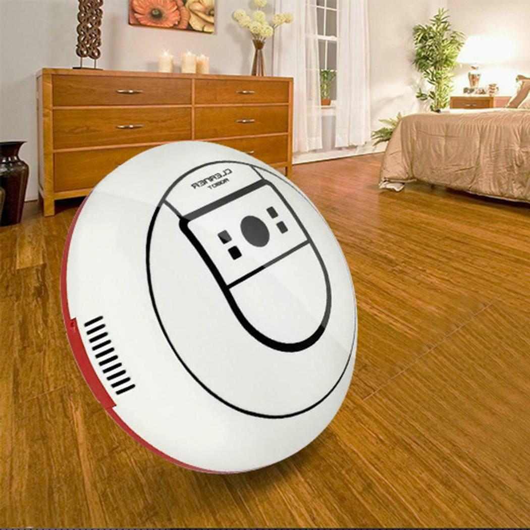 Intelligent Creative Robot Vacuum Cleaning HYFG