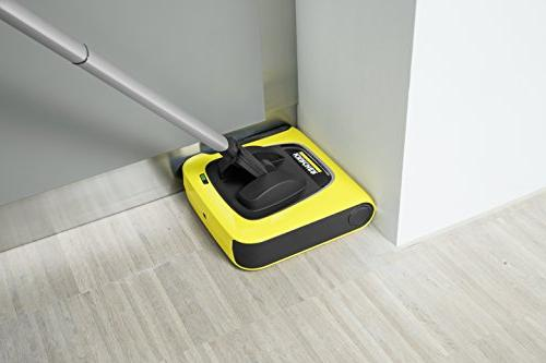 Karcher KB5 Sweeper, Yellow