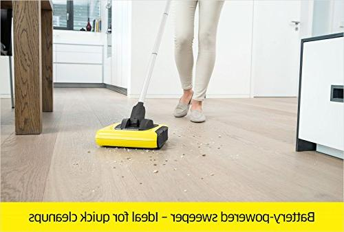 Karcher Cordless Yellow