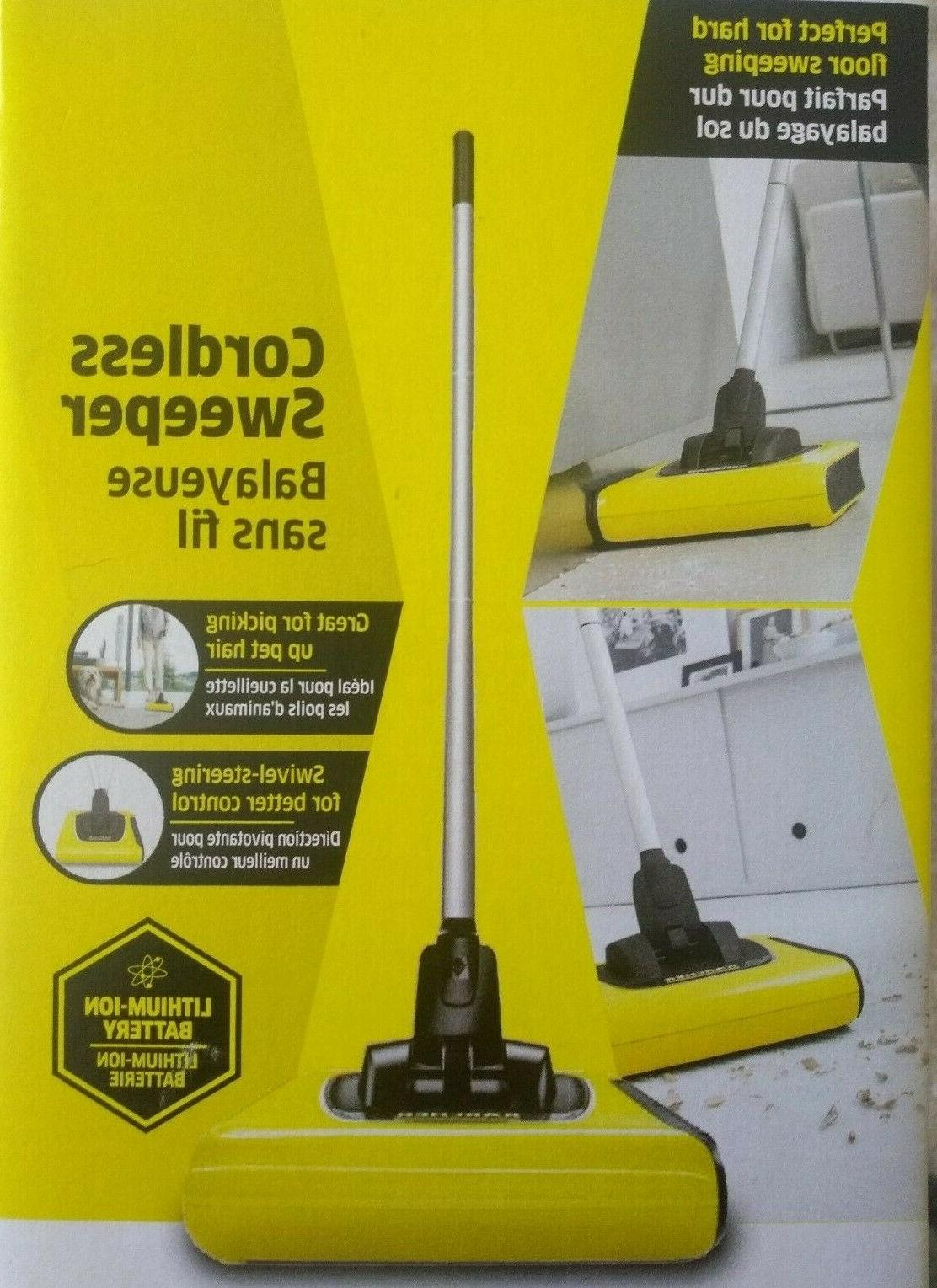 Karcher KB5 Cordless Yellow