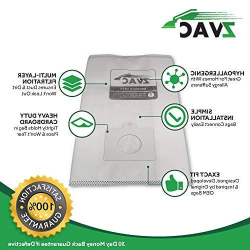 ZVac Bags C/Q Replaces Part# 50403 29435 &