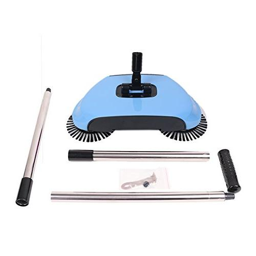 Lazy Household Cleaning Hand Push Automatic Sweeper – Including & Trash Cleaner Without