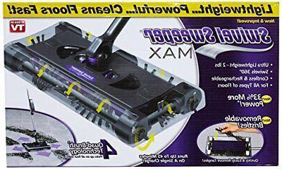 Swivel MAX Floor Carpet Rechargeable Vacuum