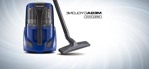 Panasonic Bagless Vacuum Cleaner, 220-volt