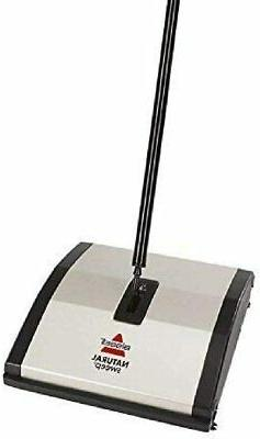 Bissell Natural Sweep Carpet and Floor Sweeper with Dual Rot