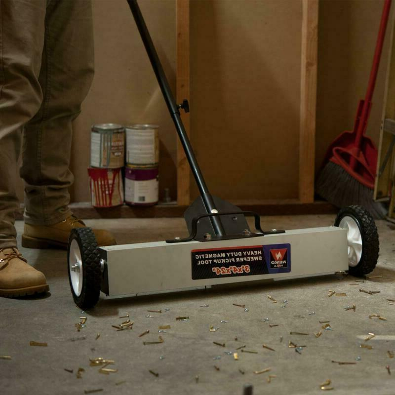 Sweeper Lb,   Adjustable Handle