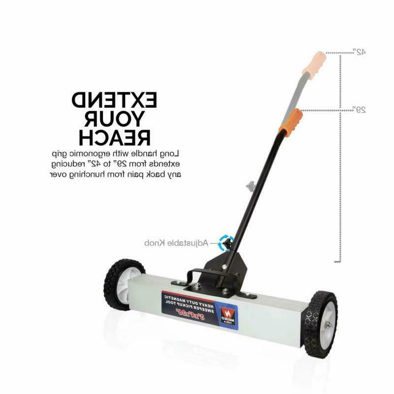 Neiko Magnetic Sweeper Lb,   Handle