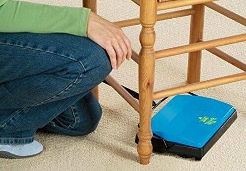 NEW Bissell 2101B Cordless Floor Sweep-Up Sweeper w/ Built-in Pan
