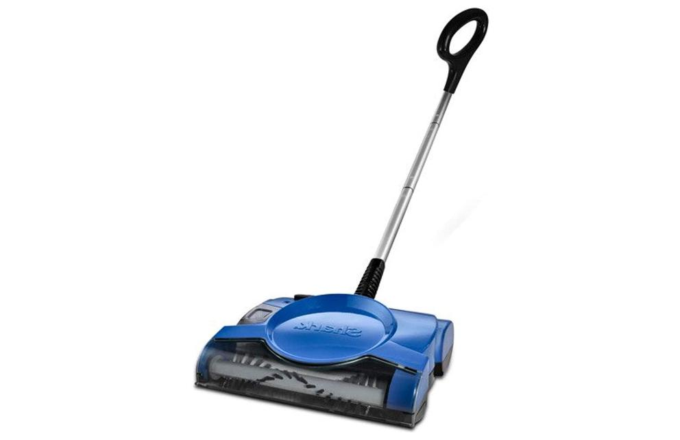 new rechargeable floor and carpet sweeper free