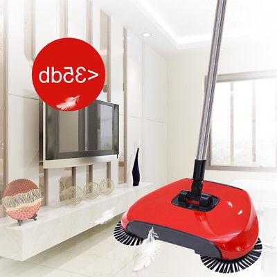 Household Broom Rotary Dust Cleaning