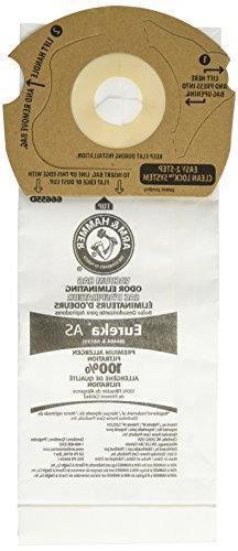 Arm & Hammer Odor Eliminating Vacuum Bags, Eureka AS AirSpee