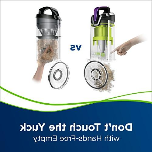 BISSELL Pet Hair Eraser Turbo 24619 Upright Vacuum Cleaner,