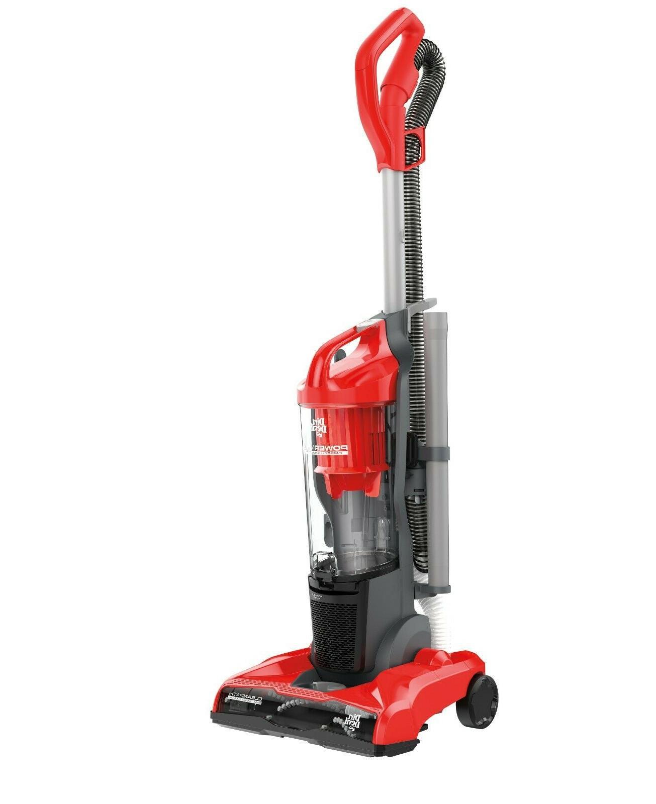 Dirt Devil Bagless Upright Vacuum sweeper hand floor