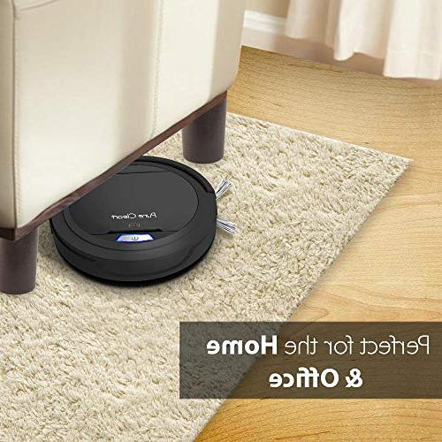 PURE Automatic Robot Home Cleaning - Bot Detects - Hair Allergies Friendly,