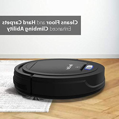 PURE Robot Home Cleaning Bot - HEPA Hair Allergies