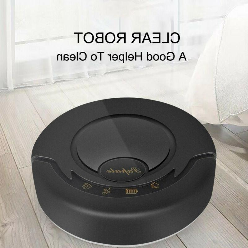 Rechargeable Robot Vacuum Cleaner Suction