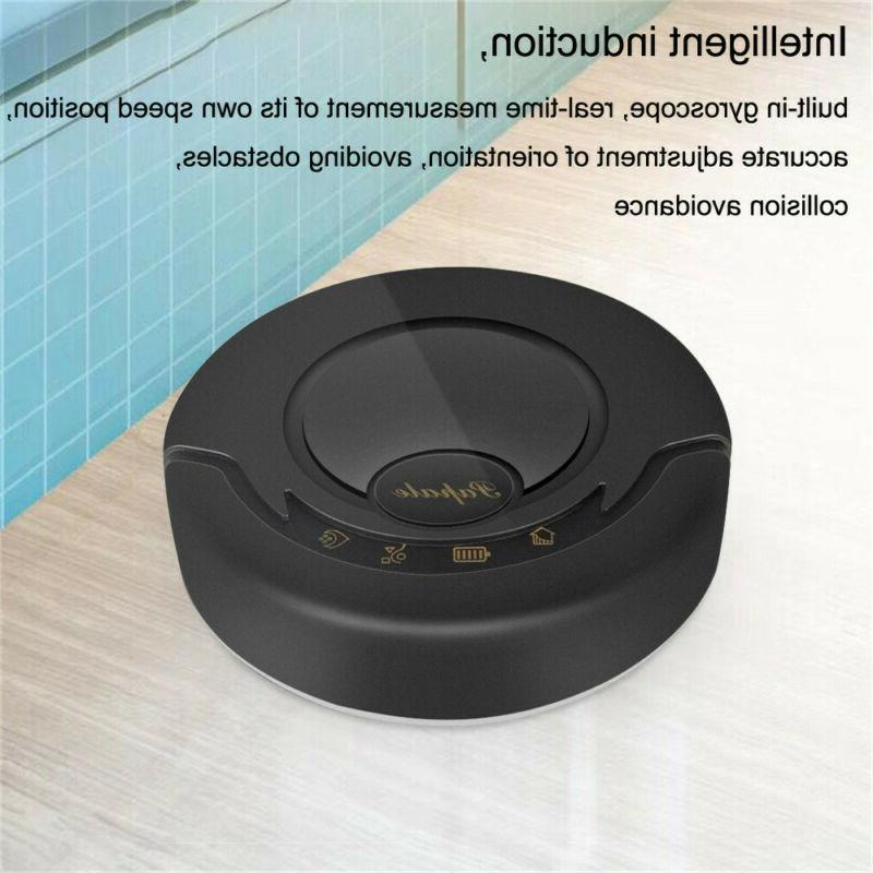 Rechargeable Smart Vacuum Cleaner Suction Sweeper