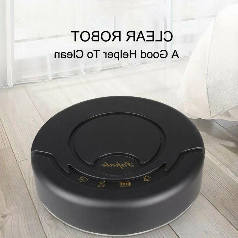 Rechargeable Smart Vacuum Ultra -Thin Suction Sweeper