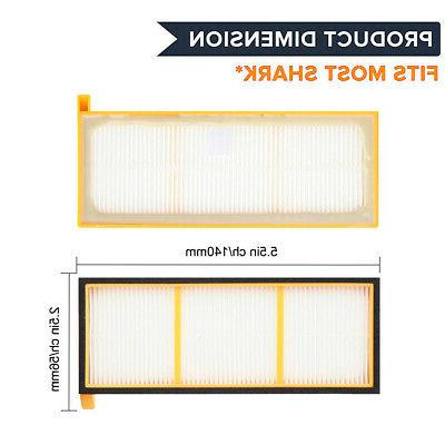 Replacement Filters Plastic New