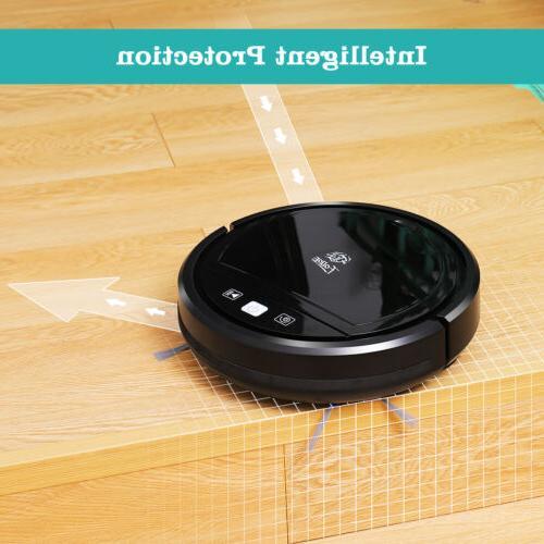 Vacuum Cleaner Auto Microfiber Mop Floor Sweeper