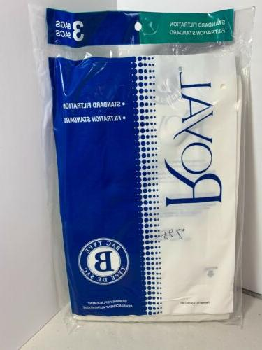 royal filtration vacuum bags