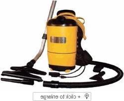scbp 1 commercial backpack vacuum