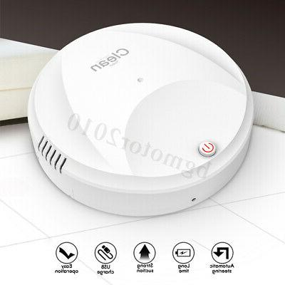 Self Navigated Rechargeable Robot Vacuum Cleaner Sweeper Edge Clean B