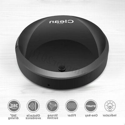 Self Navigated Rechargeable Robot Vacuum Cleaner