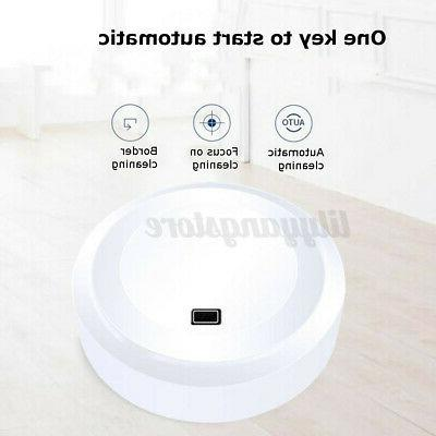 Self Smart Robot Vacuum Rechargeable Auto Sweeper Edge