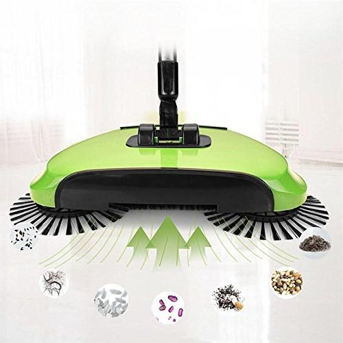 BPG Seen on TV.Lightweight Cordless Spinning Broom Hard Surfaces Tiles and Non-Electricity Lazy Collector.