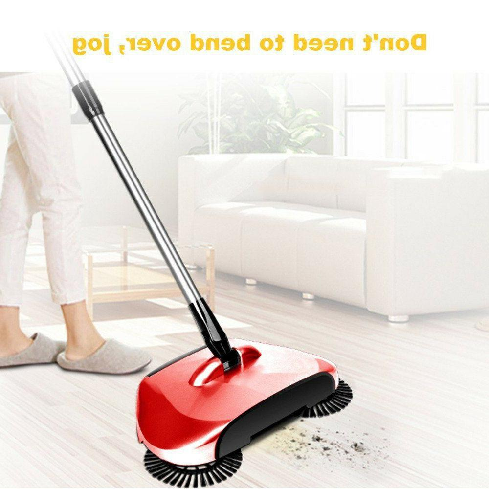 SPIN HAND SWEEPER HANDHELD FLOOR DUST CLEAN MOP ELECTRIC