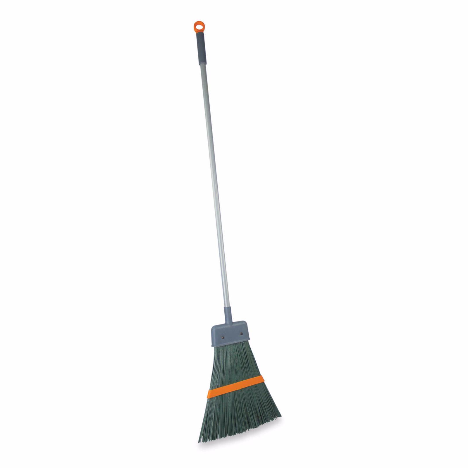 Casabella Outdoor All Surface Broom, Graphite