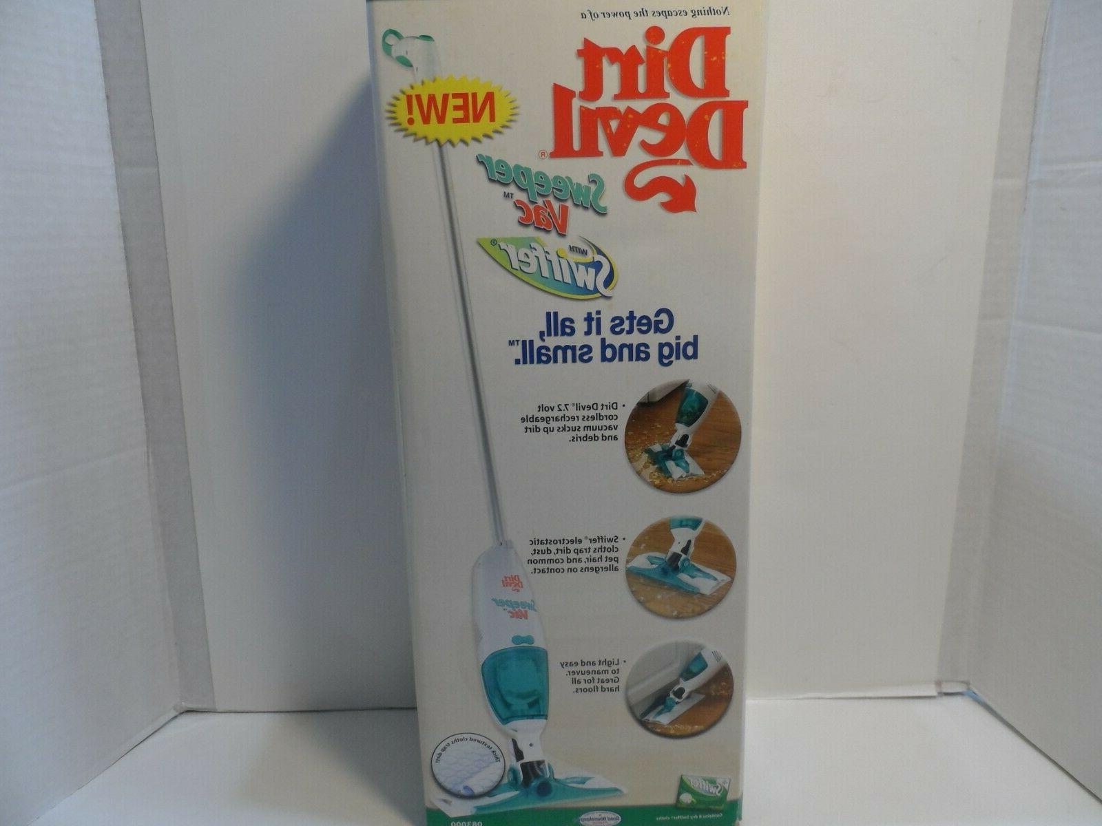 Dirt Devil Vac with Model New,sealed in