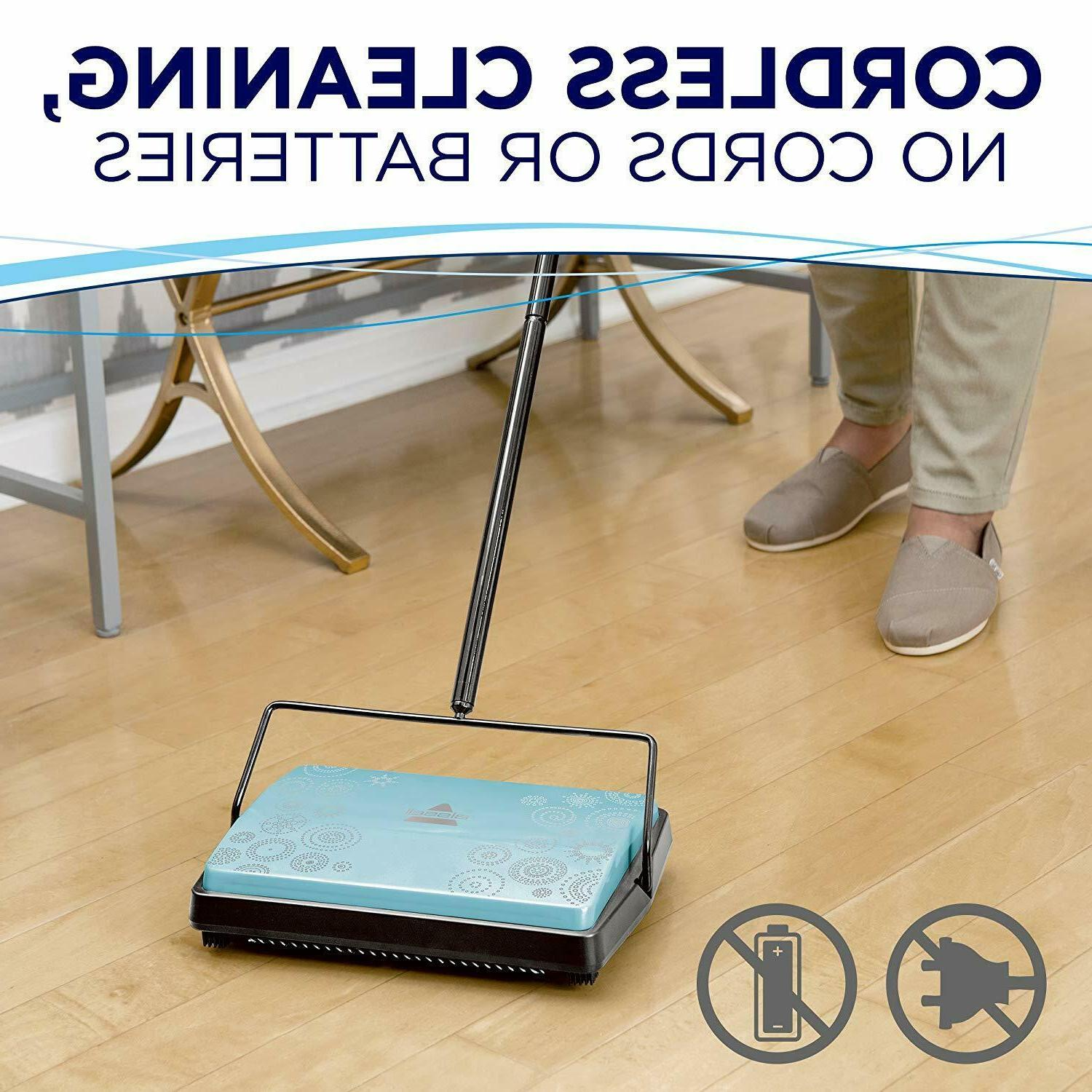 Bissell Broom Cordless Floor Cleaner Hotel