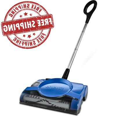 swivel cordless sweeper floor carpet