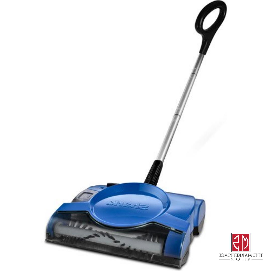 Swivel Carpet Sweeper- Rechargeable Cordless New