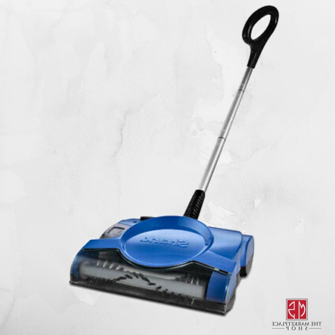 swivel floor carpet sweeper rechargeable cordless vacuum