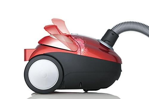 Dirt Devil Canister Vacuum,
