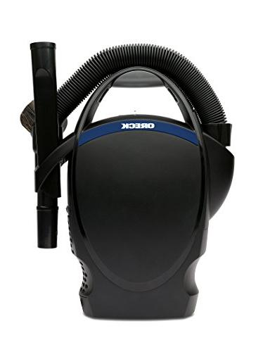 ultimate handheld bagged canister vacuum