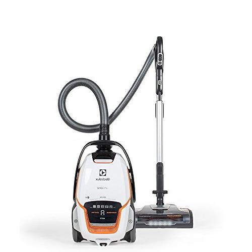 ultraone deluxe canister vacuum