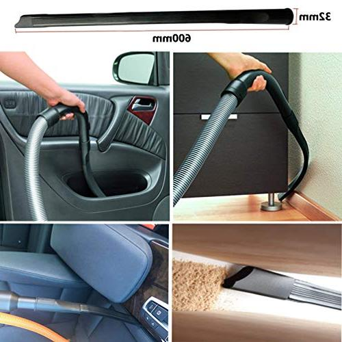 Universal Vacuum Crevice Tool,Duster Cleaning Car,Corners,Keyboards, Drawers,Pets,Air Vents,Dyson Included