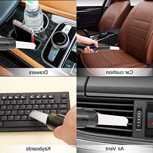 Universal Tool,Duster Tool Car,Corners,Keyboards, Drawers,Pets,Air Included
